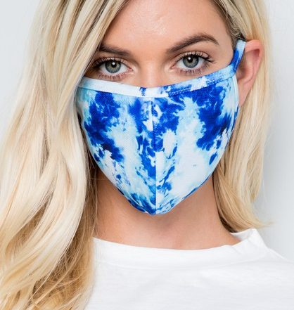 PRINTED MASKS: THE NEW FASHION TREND