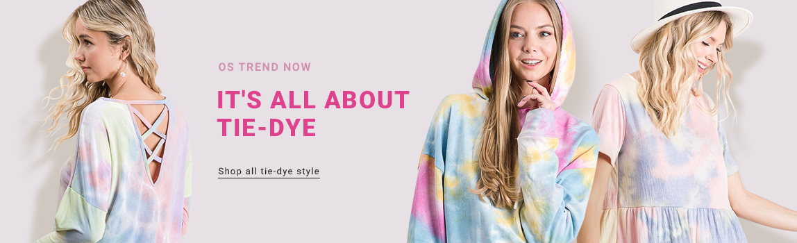 How to Style Tie Dye!