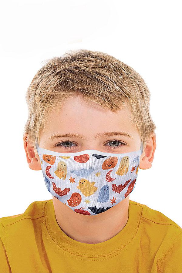 Halloween kids face mask