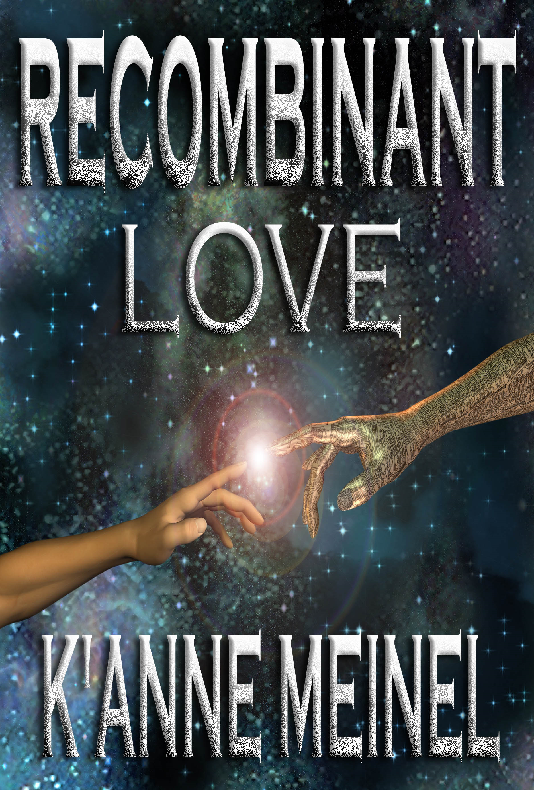 K'Anne Meinel - Recombinant Love Cover