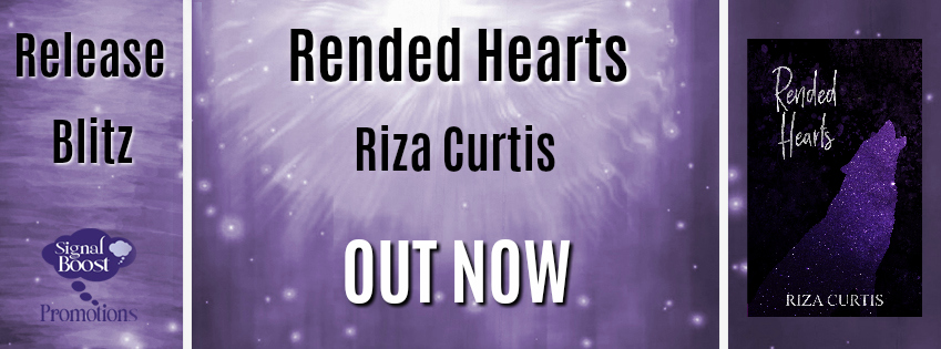 Release Blitz and Giveaway: Riza Curtis's Rended Hearts