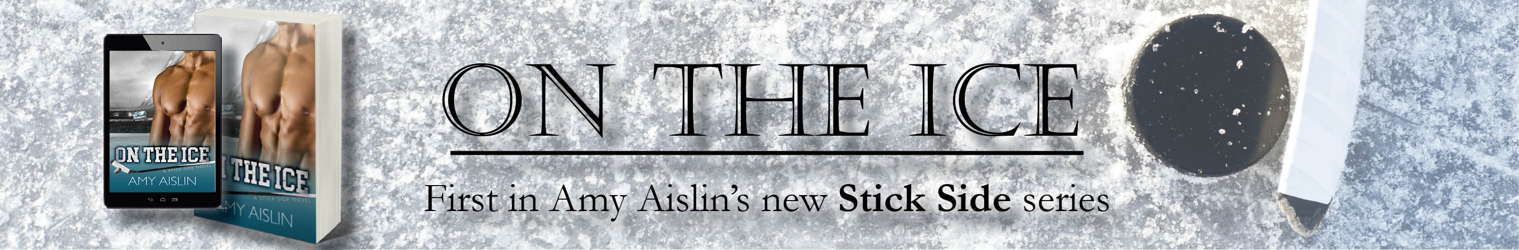 Blog Tour: On the Ice