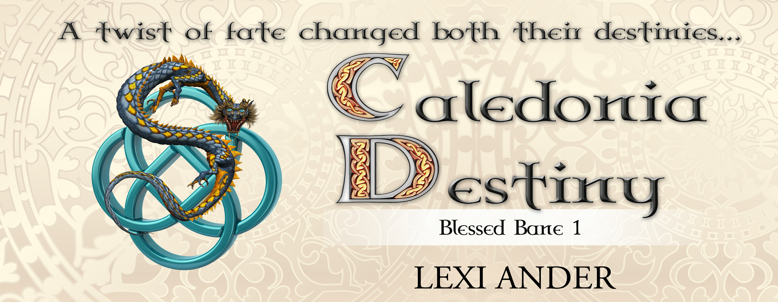 Release Blitz & Giveaway: Lexi Ander's Caledonia Destiny