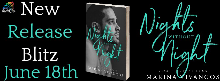 Release Blitz & Giveaway: Marina Vivancos's Nights Without Night
