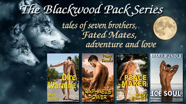 Series Spotlight & Giveaway: Mary Rundle's Blackwood Pack Series