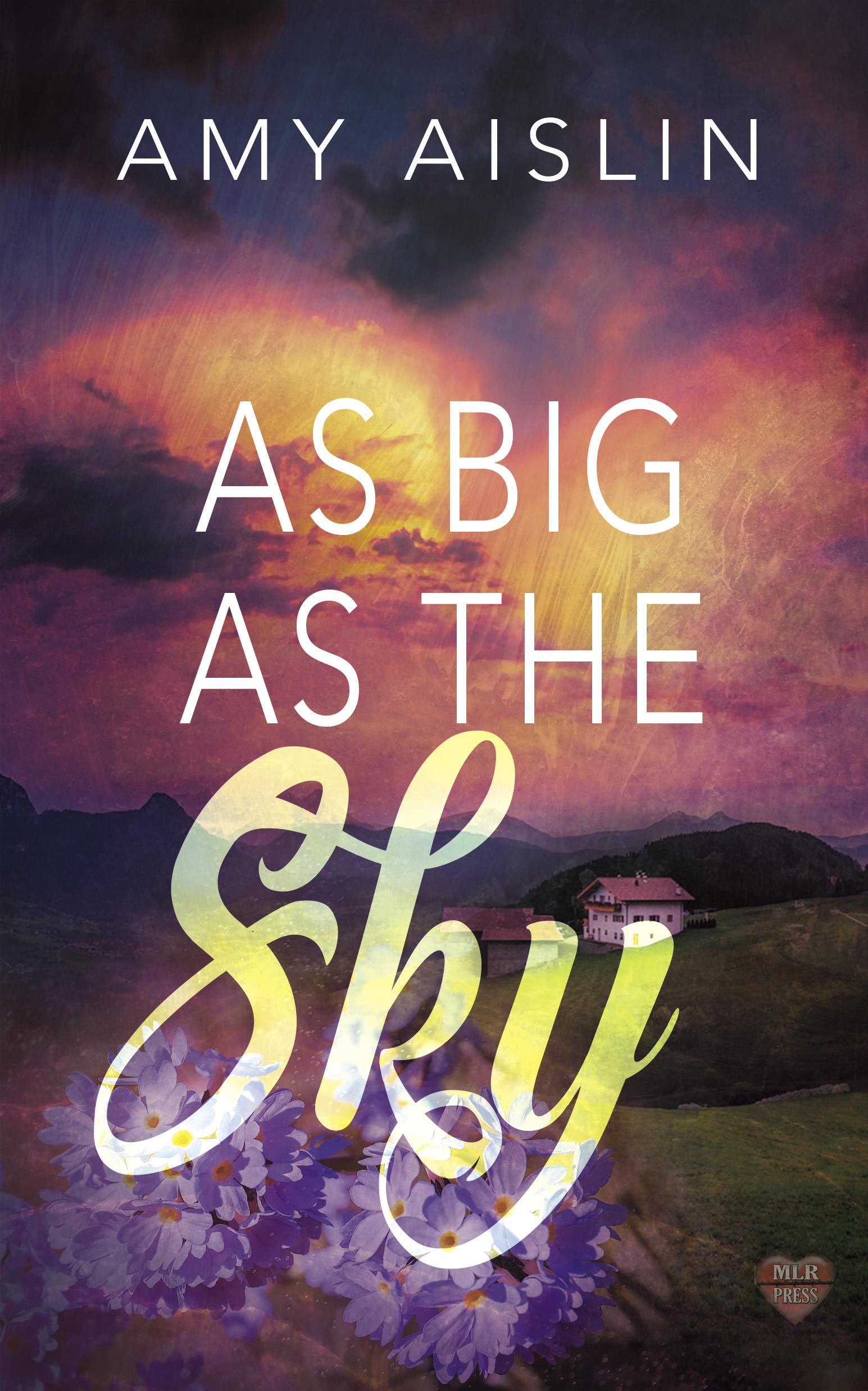 As Big As the Sky_Aislin_Cover