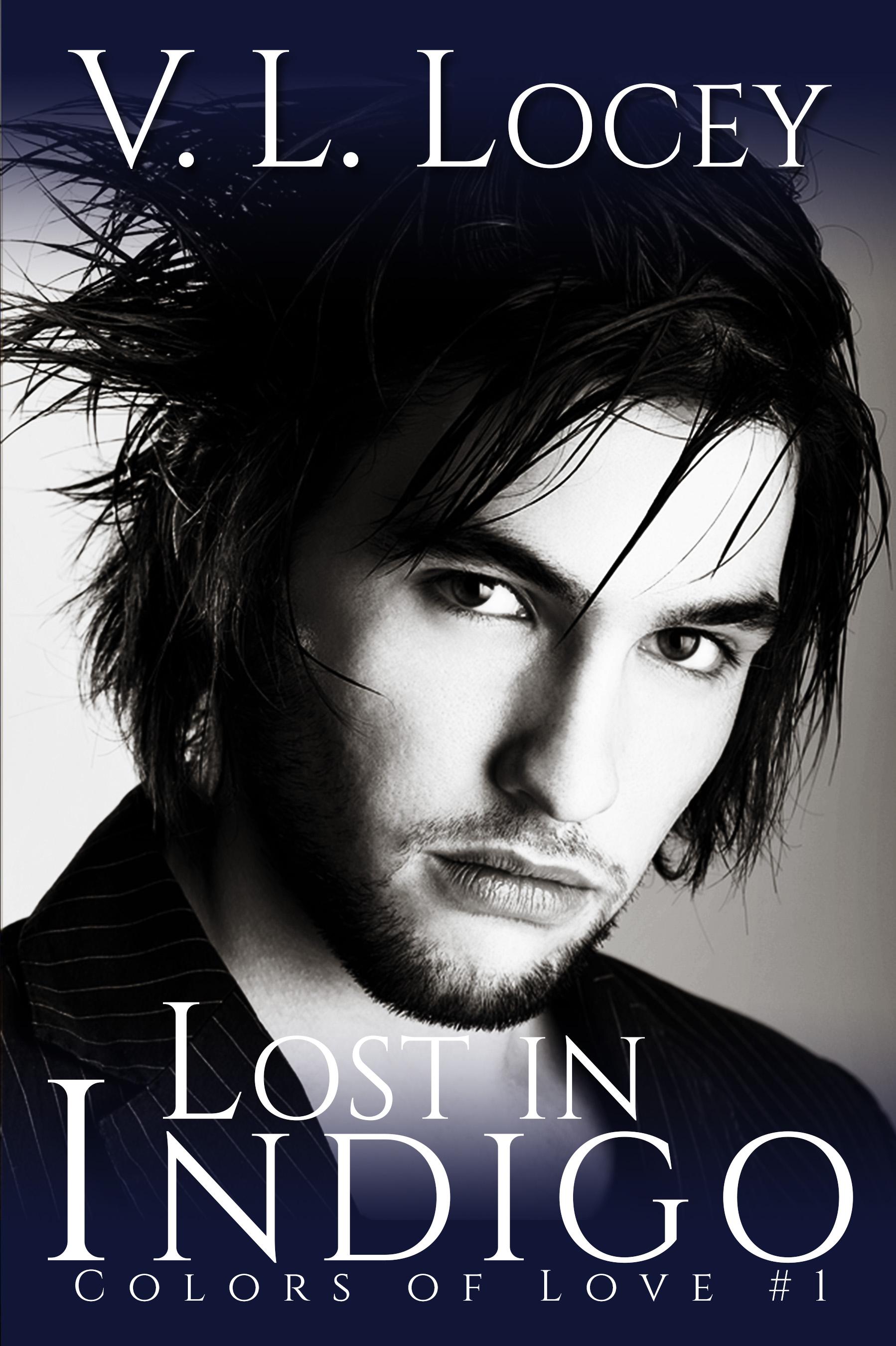 lost in indigo cover