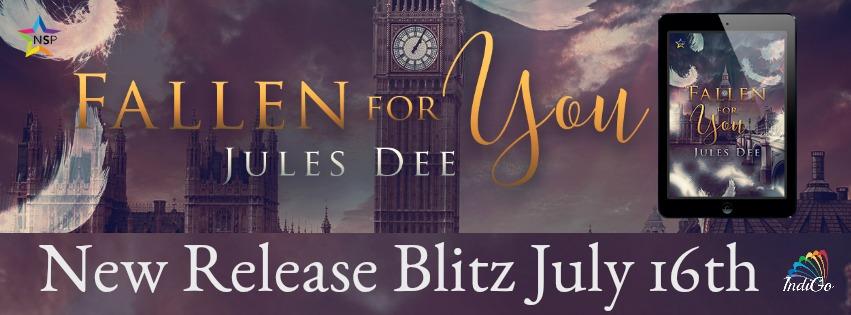 Release Blitz & Giveaway: Jules Dee's Fallen For You