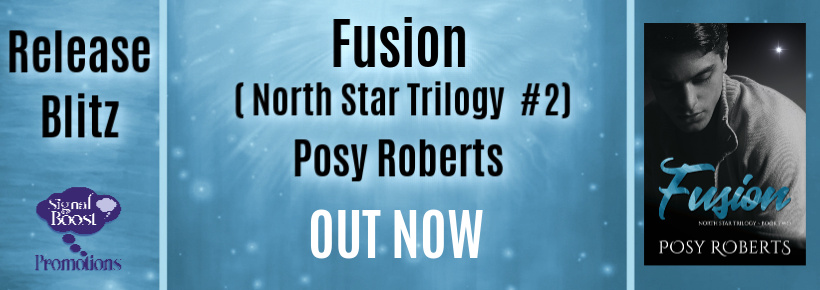 Release Blitz & Giveaway: Posy Roberts' Fusion