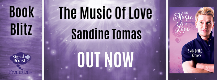 Book Blitz & Giveaway: Sandine Tomas's The Music of Love