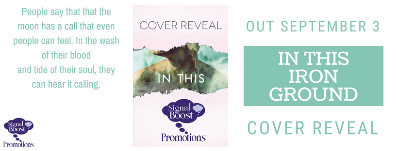 Cover Reveal: Marina Vivancos's In This Iron Ground