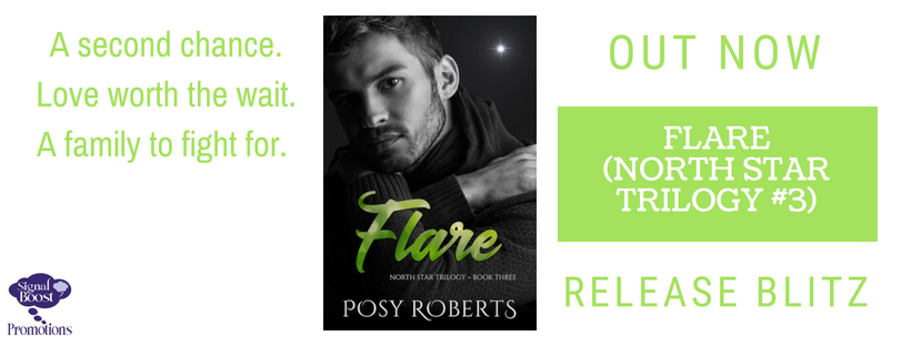 Release Blitz & Giveaway: Posy Roberts's Flare