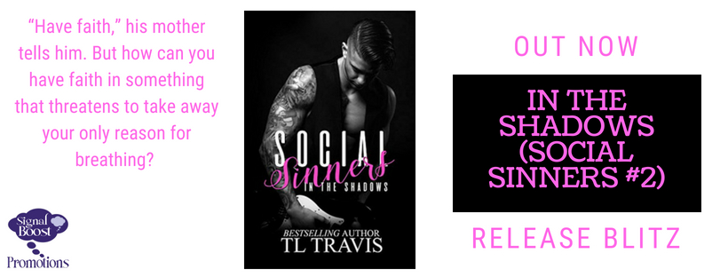 Release Blitz: TL Travis's In the Shadows