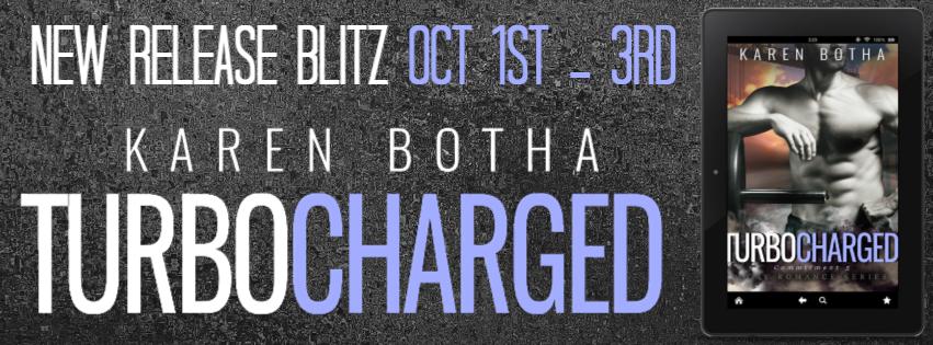 Release Blitz & Giveaway: Karen Botha's Turbo Charged