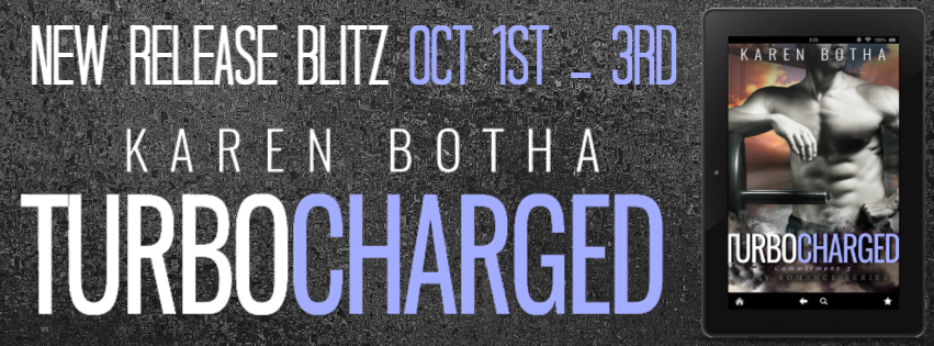 Release Blitz & Giveaway: Karen Botha's Turbo Charged