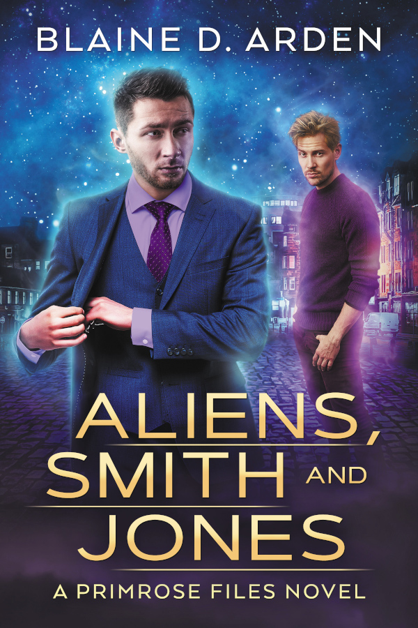 COVER - Aliens Smith and Jones