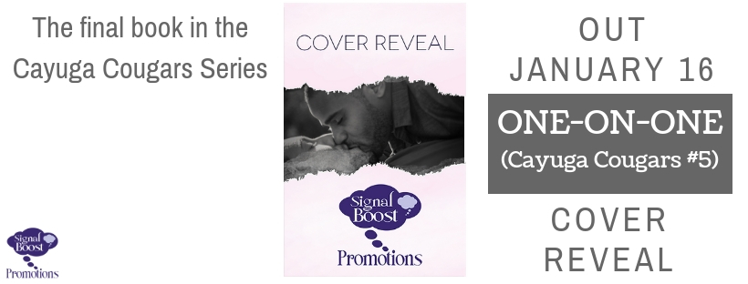 Cover Reveal & Giveaway: V.L. Locey's One-on-One