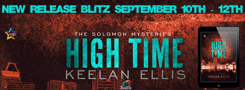 Release Blitz & Giveaway: Keelan Ellis's High Time