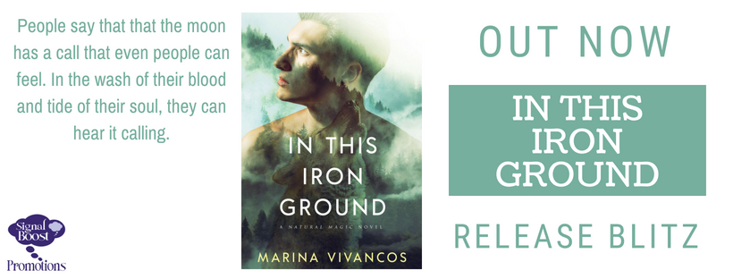 Release Blitz & Giveaway: Marina Vivancos's In This Iron Ground