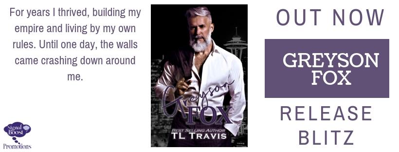 Release Blitz & Giveaway: TL Travis' Greyson Fox