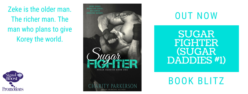 Book Blitz & Giveaway: Charity Parkerson's Sugar Fighter