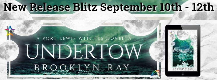 Release Blitz, Review, and Giveaway: Brooklyn Ray's Undertow
