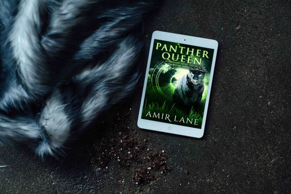 BANNER 2 - Panther Queen