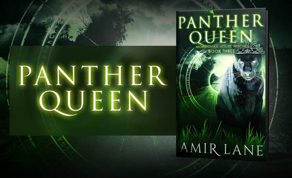 Guest Post & Giveaway: Amir Lane's Panther Queen
