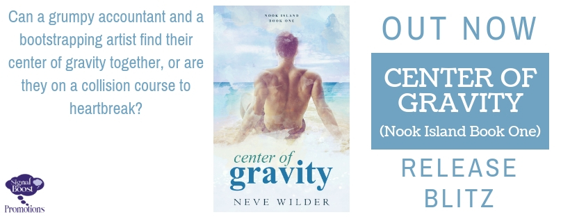 Release Blitz & Giveaway: Neve Wilder's Center of Gravity