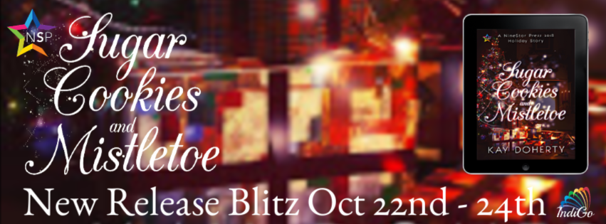 Release Blitz & Giveaway: Kay Doherty's Sugar Cookies and Mistletoe