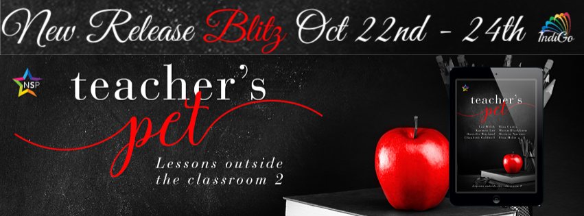 Release Blitz, Review, and Giveaway: Teacher's Pet Anthology, Volume 2