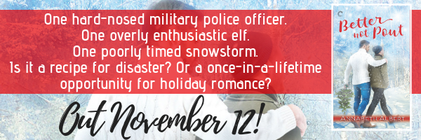 Release Blitz, Review, and Giveaway: Annabeth Albert's Better Not Pout
