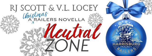 Release Blitz & Giveaway: RJ Scott & V.L. Locey's Neutral Zone