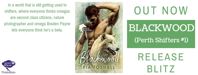 Release Blitz: Pia Foxhall's Blackwood