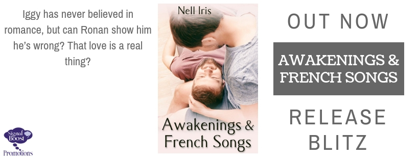 Release Blitz & Giveaway: Awakenings & French Songs by Nell Iris