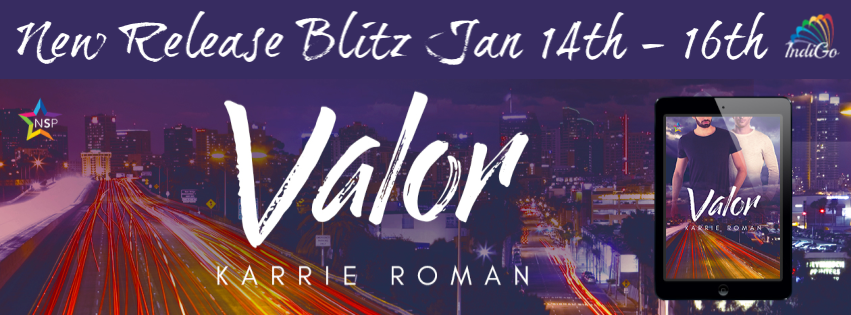 Release Blitz & Giveaway: Valor by Karrie Roman