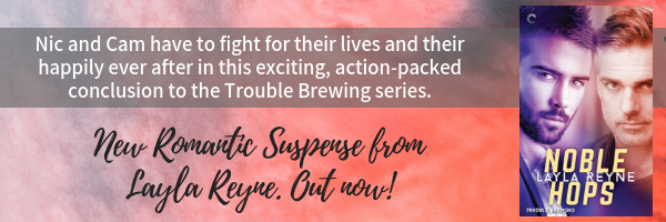 Release Blitz, Review & Giveaway: Noble Hops by Layla Reyne