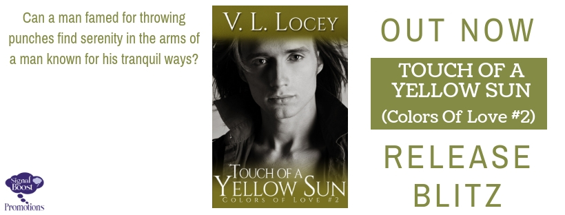 Release Blitz & Giveaway: Touch of a Yellow Sun by V.L. Locey