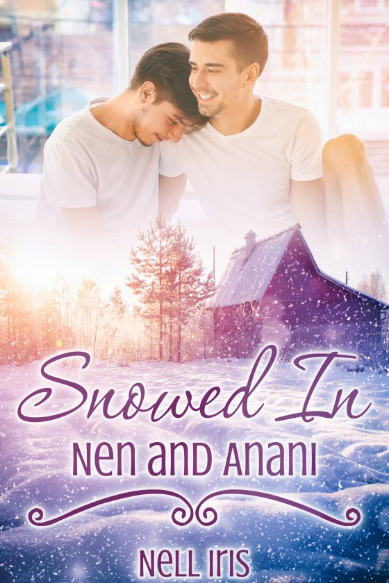 snowed in nen and anani