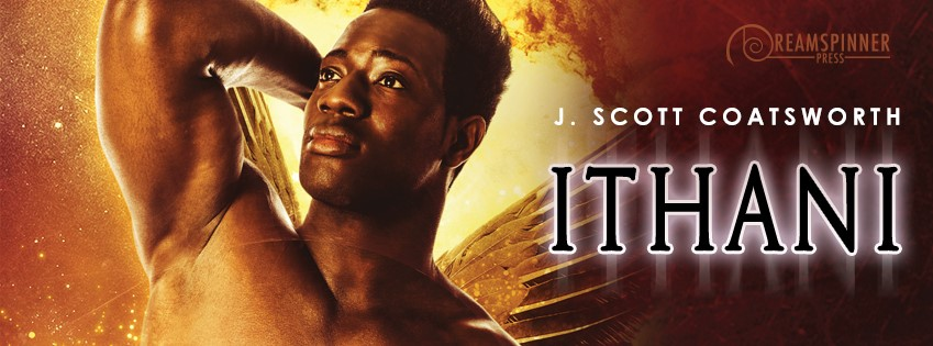 Guest Post & Giveaway: Ithani by J. Scott Coatsworth