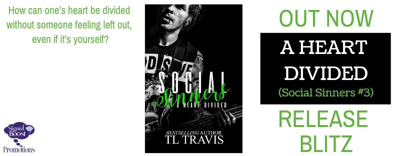 Release Blitz & Giveaway: A Heart Divided by TL Travis