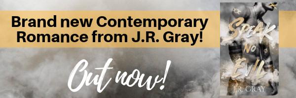 Release Blitz & Giveaway: Speak No Evil by J.R. Gray
