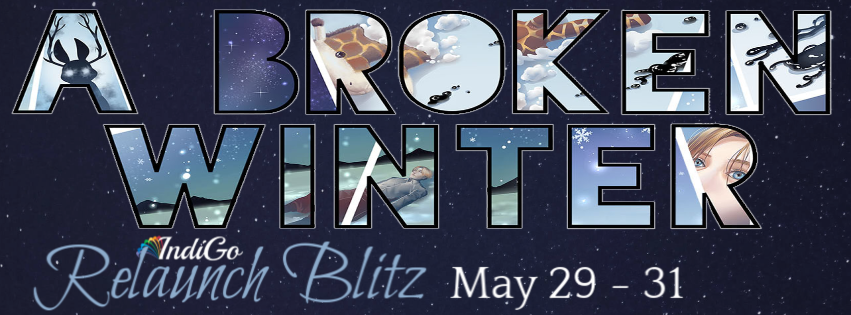 Relaunch and Giveaway: A Broken Winter by Kale Night