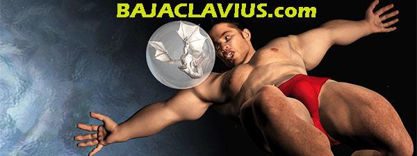 Release Blitz & Giveaway: Baja Clavius by Madeira Desouza
