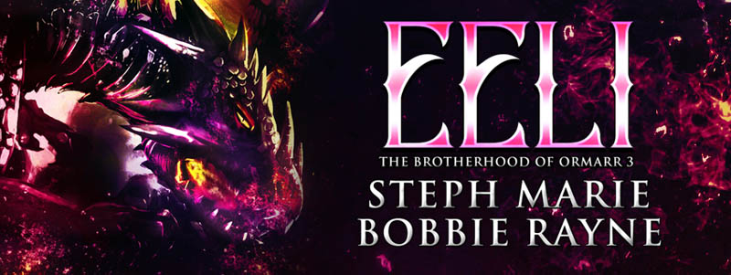 Release Blitz & Giveaway: Eeli by Bobbie Rayne & Steph Marie