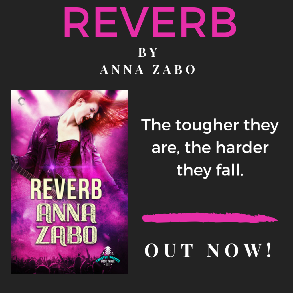 Reverb Out Now Graphic