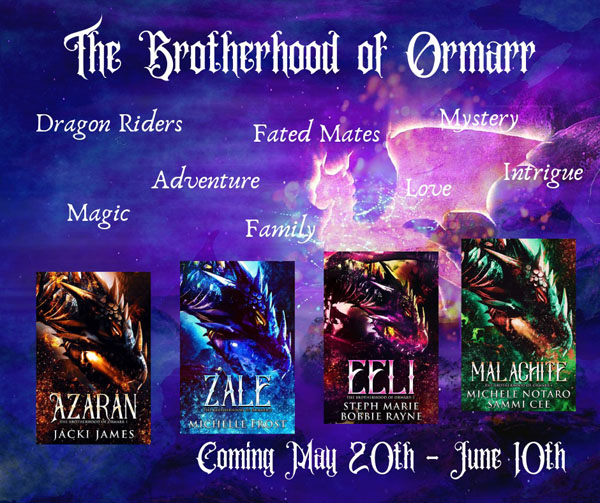 SERIES BANNER 2 - Zale-Brotherhood of Ormarr