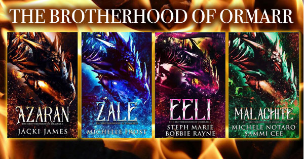 SERIES COVER Brotherhood of Ormarr