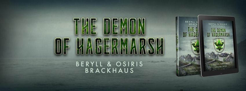 Release Blitz: The Demon of Hagermarsh by Beryll and Osiris Brackhaus