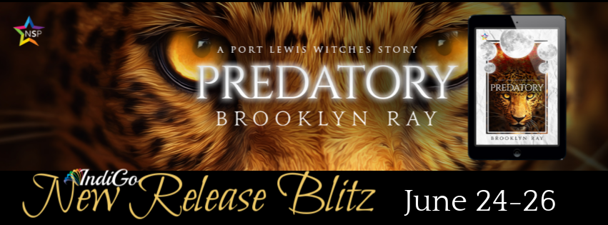 Release Blitz & Giveaway: Predatory by Brooklyn Ray